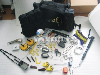 Special Operations Hook & Line Kit