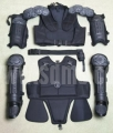 Complete Anti Riot Suit Assembly