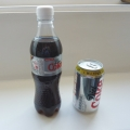Covert Soft Drink Camera System