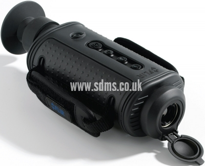 Hand-Held Thermal Imaging Camera